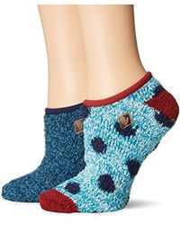 Sperry Top-Sider - Dots Cozy Liner With Gripper 2 Pack - Lyst