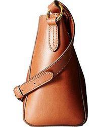 Frye - Harness Crossbody Bucket Bag - Lyst