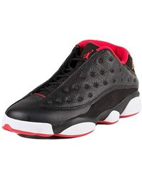 official photos a928f 097c4 Air Jordan 13 Retro Low 'bred' Black/mtllc Gld-universty Rd-wht Trainer