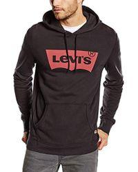 Levi's - Graphic Po Hoodie - Lyst