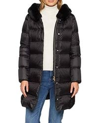 Geox - W Faviola, Quilted Parka - Lyst