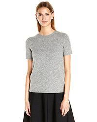 Theory - Tolleree Cashmere Sweater - Lyst