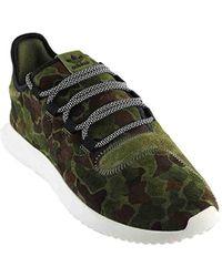best cheap d408b 853e5 adidas Originals - Tubular Shadow Running Shoe - Lyst