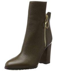 HUGO - Adelia 10202331 01 Boots - Lyst