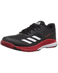 info for 181b7 d10bd adidas - Crazyflight Bounce W Volleyball-shoes, Mystery Inkwhiteice Blue