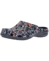 Crocs™ - Freesail Graphic Clog, Casual Comfort Mule, Lightweight Water Shoe - Lyst