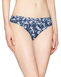Calvin Klein - Invisibles Thong - Lyst