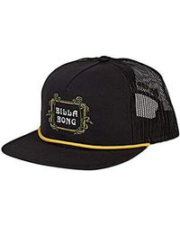 newest collection 04438 b6679 Billabong - Classic Trucker Hat - Lyst