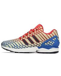 the latest c7436 756ed adidas Men's Xeno Zx Flux Sneakers for Men - Lyst