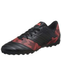 ab7c25311c62 adidas 's Nemeziz Tango 17.3 Tf Footbal Shoes in Black for Men - Lyst
