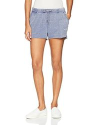 Roxy - One Call Away Fleece Shorts - Lyst