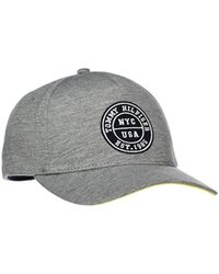 Tommy Hilfiger - Varsity Cap, Gorra de béisbol para Hombre, Gris (Mid Grey 027), (Fabricante: Talla única - Lyst
