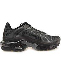Air Max Plus Jacquard Tn Tuned Shoes Black