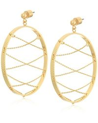 BCBGeneration - Bcbg Generation Hoop Earrings - Lyst