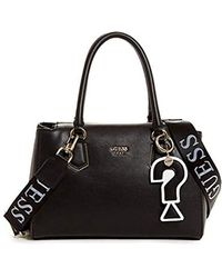 Coach  felix Driving  Tote in Black - Lyst 3642acc11bc51