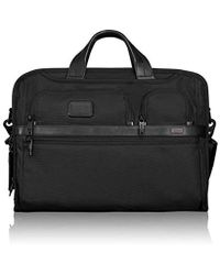 "Tumi - Alpha 2, Porte-documents Compacte pour Ordinateur 17"" - Lyst"