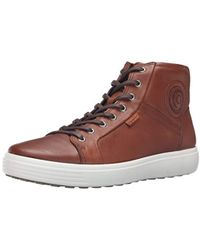 9 Soft FemmeBeige Basses Sneakers Ecco FlcKJ13T