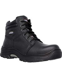 Skechers - For Work Burgin Comp Toe Work Boot - Lyst