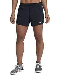 f150eedba4730 Nike Dry 10k Shorts in Black - Lyst