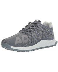 98eeab738 Lyst - adidas Originals Blue   Orange Vigor Bounce Running Sneakers ...
