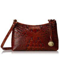 Brahmin - Anytime Mini Shoulder Bag - Lyst