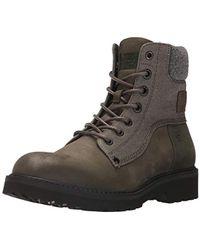 G-Star RAW - Carbur Green Fashion Boot - Lyst