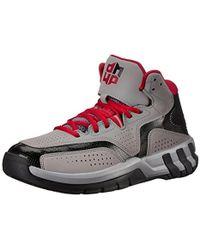 Lyst adidas Originals hombres d Howard 5 Basketball zapatos in Black