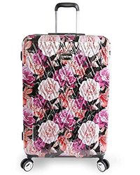 """Bebe - Luggage Marie 29"""" Hardside Check In Spinner - Lyst"""