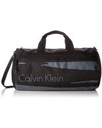 Calvin Klein - Cooper Weekender, 's Cross-body Bag - Lyst