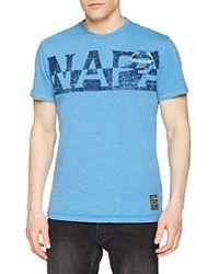 Napapijri - Sabol T-shirt - Lyst