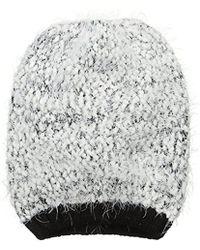 Calvin Klein - Boucle Slouchy Beanie - Lyst