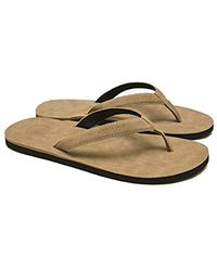 6541d79b5cf Havaianas Dynamic Thong Sandals for Men - Lyst