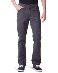 Wrangler Texas Stretch Black Pantaloni Uomo - Nero