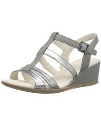 Ecco - Shape 35 Wedge Sandal - Lyst