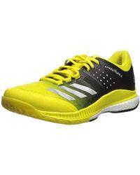 sale retailer 79373 eb8fb adidas - Crazyflight X Volleyball Shoe - Lyst