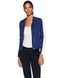 Lacoste - Pique Interlock Colorblock Jacket - Lyst