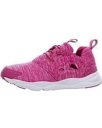 Reebok - Furylite Jersey Fashion Sneaker - Lyst