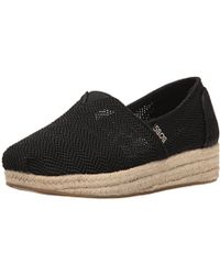 Skechers - Bobs From Highlights Flexpadrille Wedge - Lyst