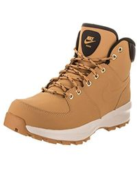 944bd7f0ce651 Nike - Manoa Leather Hiking Boot - Lyst