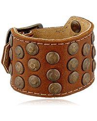 Frye - Unisex Stud Cuff Bracelet - Lyst