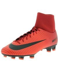 a171fe569e1 Nike Mercurial Victory Vi Df Fg Men s Football Boots In Yellow in ...
