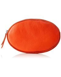Clarks Marva Art Clutch - Orange