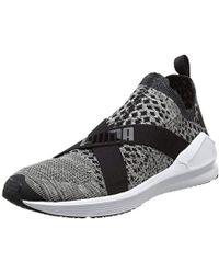 PUMA - Fierce Evoknit Fitness Shoes - Lyst