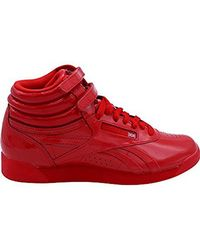 Reebok - Freestyle Hi Walking Shoe - Lyst