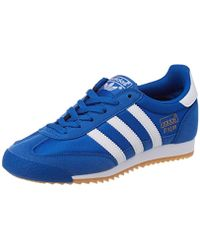 329f43e5074239 adidas Originals Dragon Vintage in Blue for Men - Lyst
