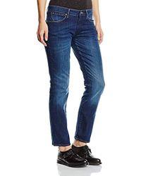 Wrangler - Drew Night Frost Jeans - Lyst