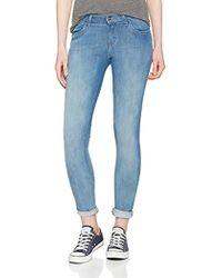 f48fe0a88ef7 Levi s 501® Selvedge Skinny Jeans In Summer Dune in Blue - Lyst