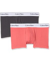 Calvin Klein - Swim Trunks (pack Of 2) - Lyst