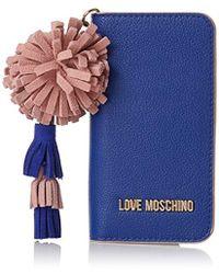 Armani Jeans Wallet Blu Women s Clutch Bag In Multicolour in Blue - Lyst 570de9199d