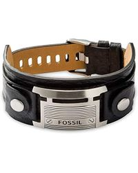 Fossil - Herren-Armband JF84816040 - Lyst